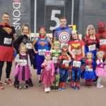 #SuperheroesForMax runners