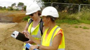 Odour Assessors on site