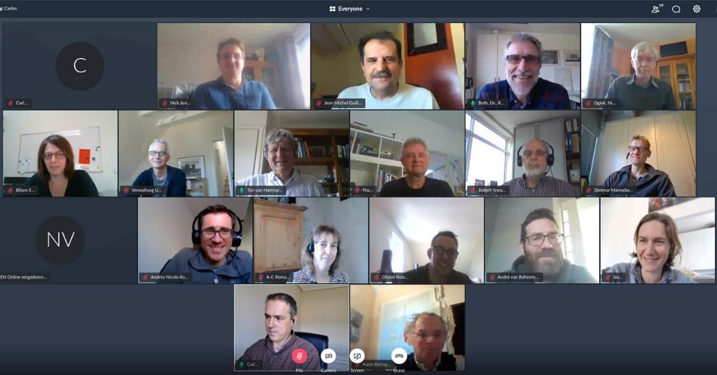 CEN Working Group 2 met online during the first week of April 2020. Together they reviewed comments for the proposed revision of european odour standard EN13725.