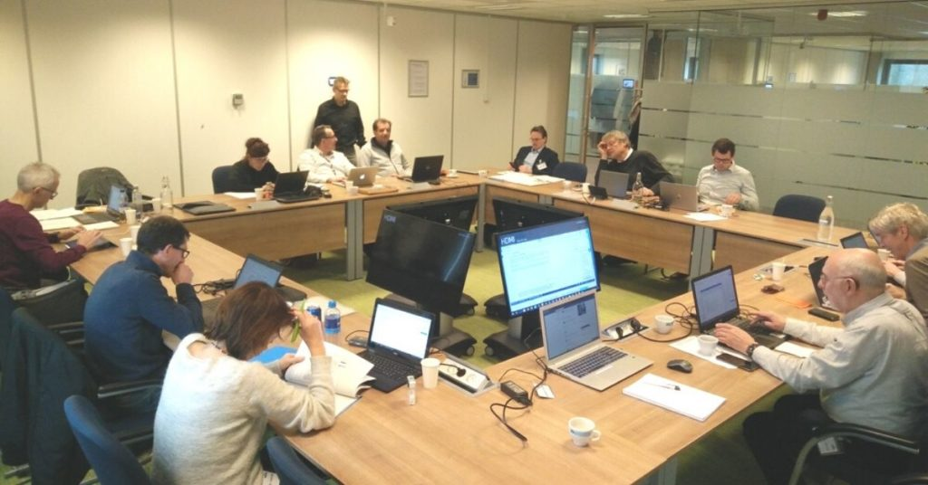 International odour experts comprising CEN Working Group 2 met in Delft in January 2020. Together they reviewed comments for the proposed revision of european odour standard EN13725.