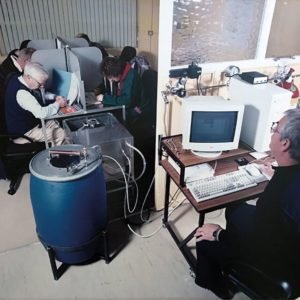 The Silsoe Research Institute conducted research and provided odour services from its olfactometry laboratory
