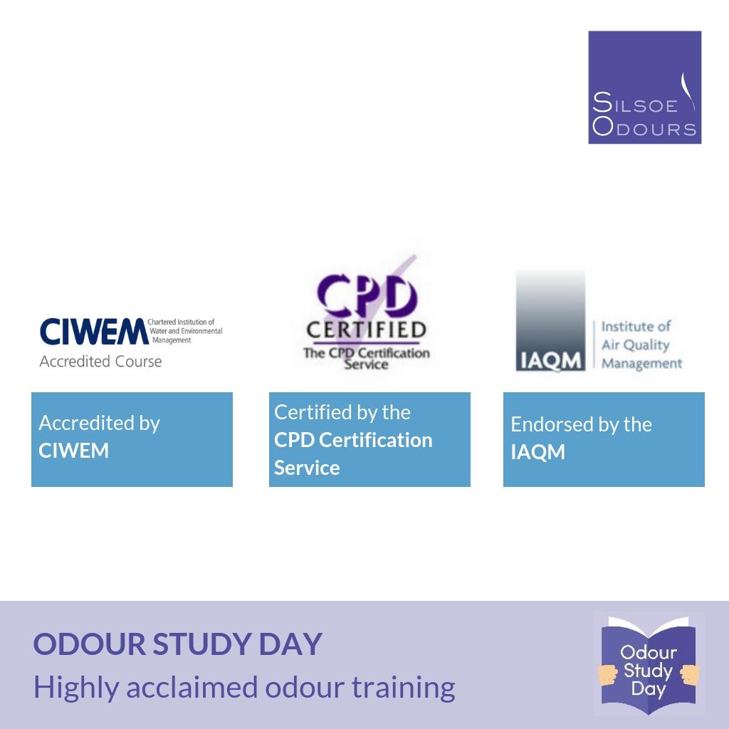 Odour Management Services Training Course Ciwem Accreditation